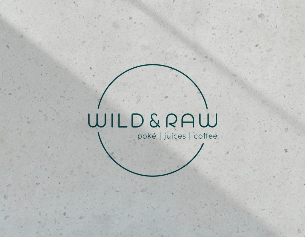 Logo Wild & Raw Restaurant Lesitungen