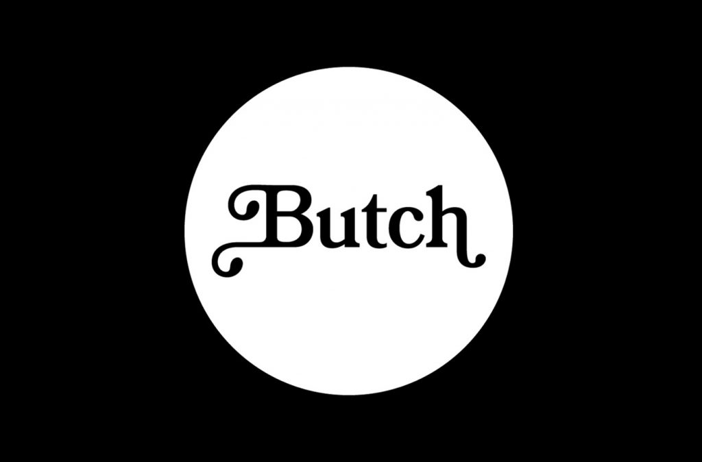 Butch Logo Referenzen Start