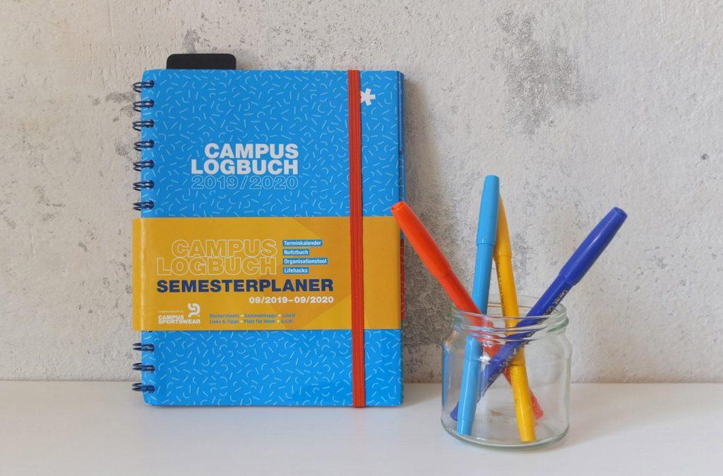 Campus Logbuch Referenzen Start