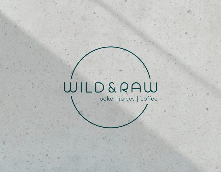 Referenzen WILD & RAW Logo