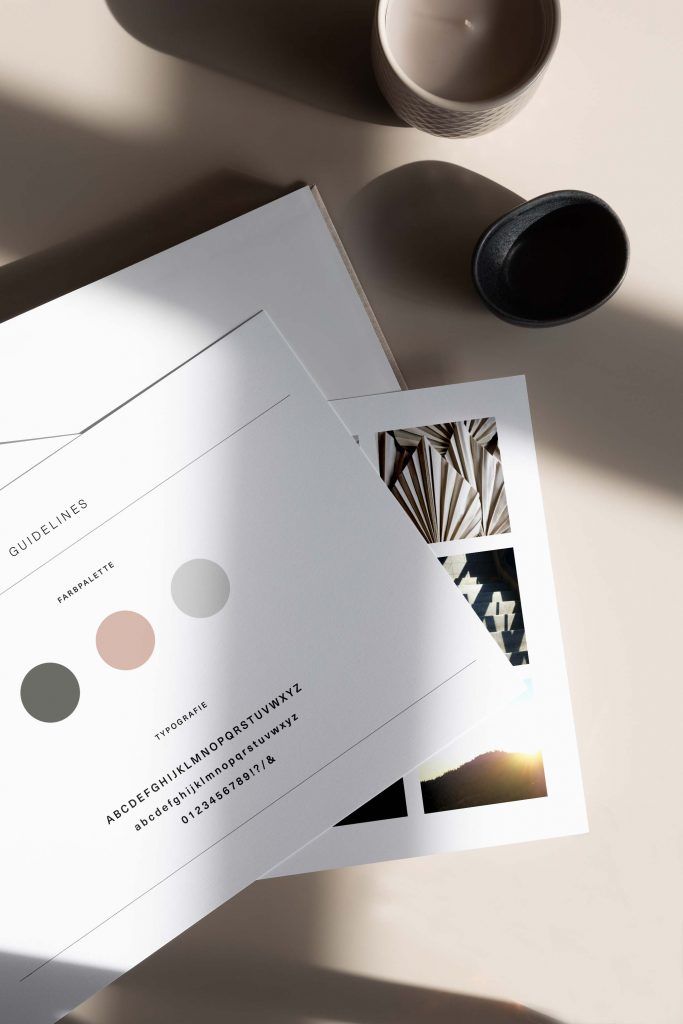 Brand Book Guidelines shcokinggrey Brand Design Pakete