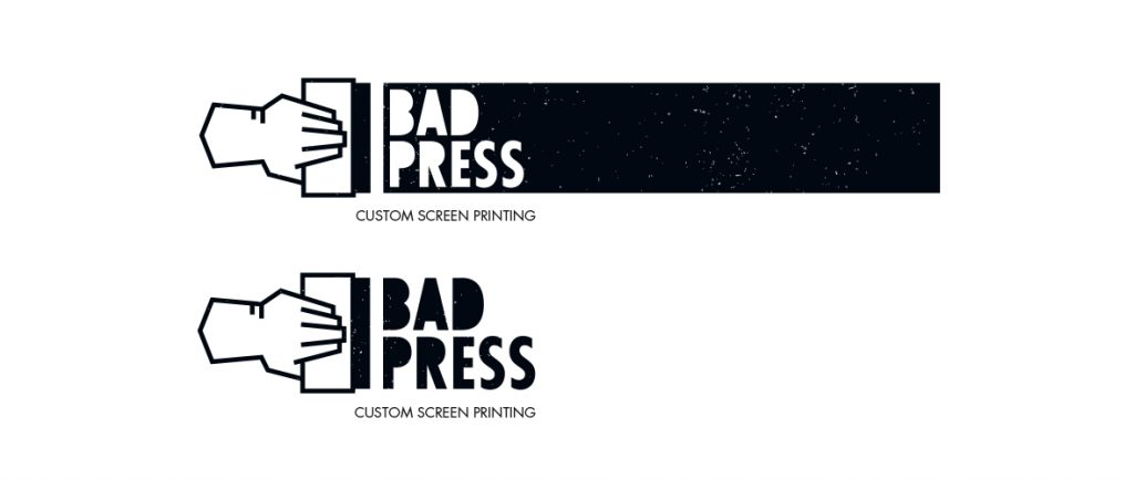 BAD PRESS Logo