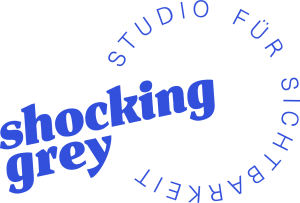Logo Shocking Grey Sichtbarkeit Footer
