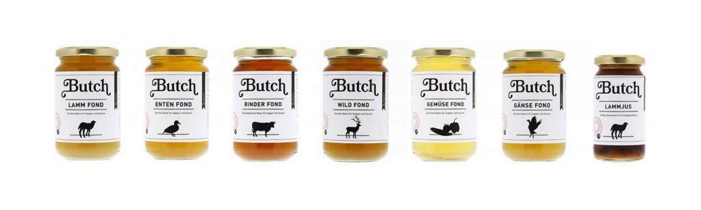 Butch Branding Label