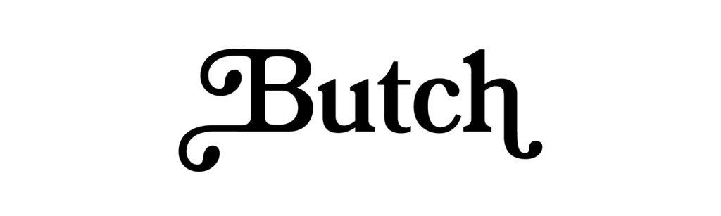 Butch Branding Logo