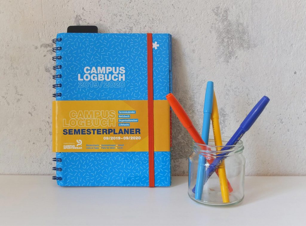 Campus Logbuch Cover