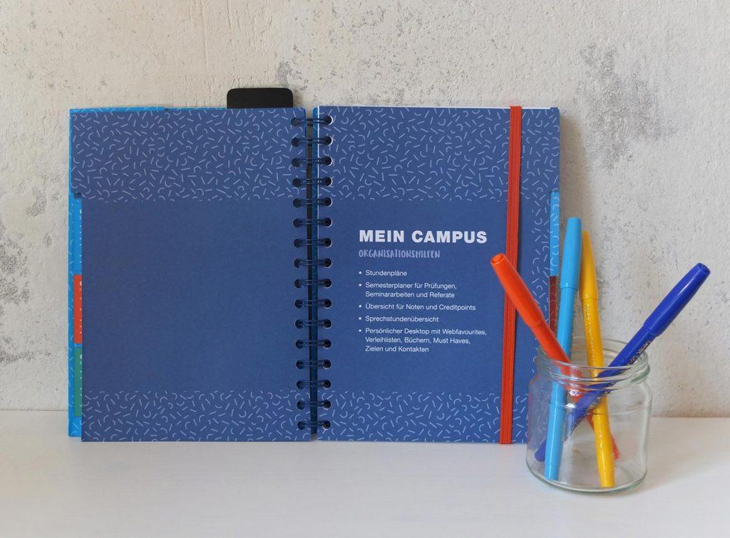Campus Logbuch Trenner