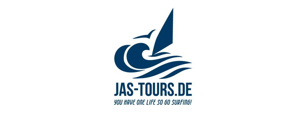 Jas-tours Branding Logo