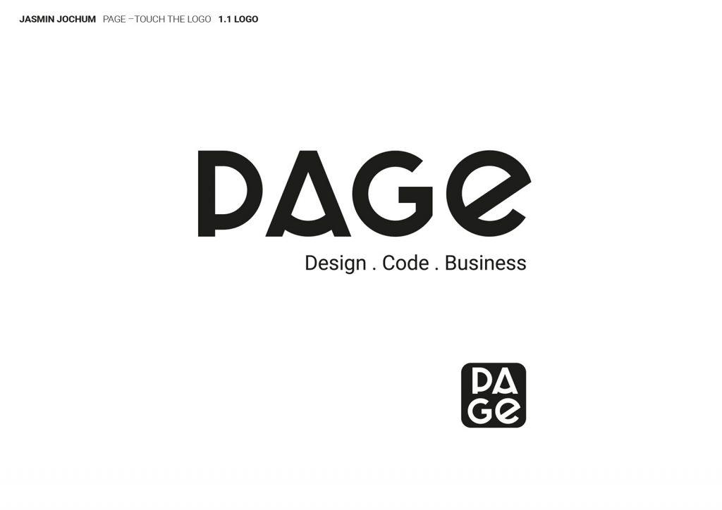 Page Magazin Logo 1 Monogramm