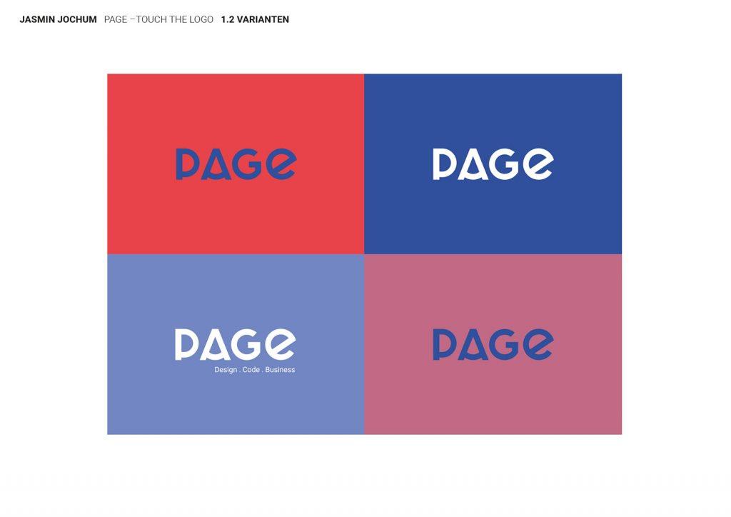 Page Magazin Logo 1 Beispiel