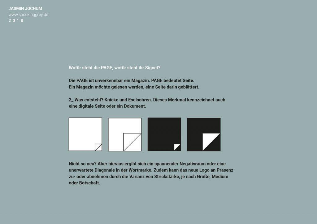 Page Magazin Logo 2 Idee