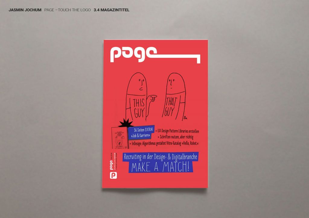 Page Magazin Logo 3 Cover